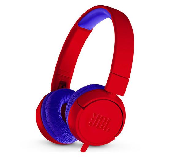 JBL JR 300 Kids On Ear Wired Headphones $17.95 + free shipping