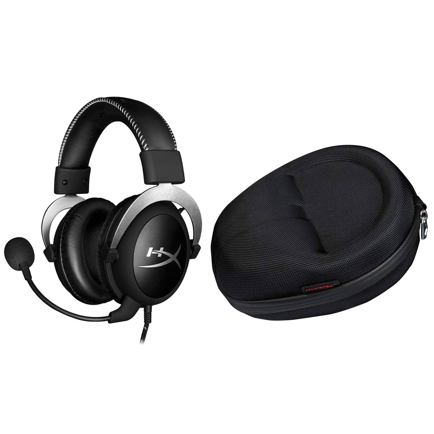 HyperX Cloud Pro Gaming Headset & Official Cloud Carrying Case $50 +free shipping