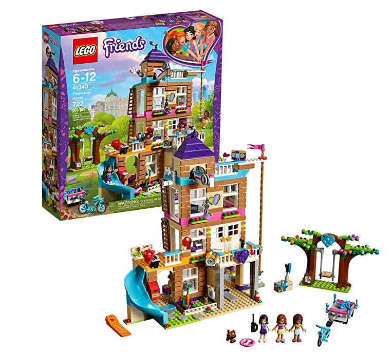 LEGO Friends: Friendship House (41340) $29.24, Stephanie's House (41314) $28.59 & More