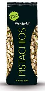 16-oz Wonderful Pistachios (Roasted & Salted) $3.80 w/ S&S + Free S&H