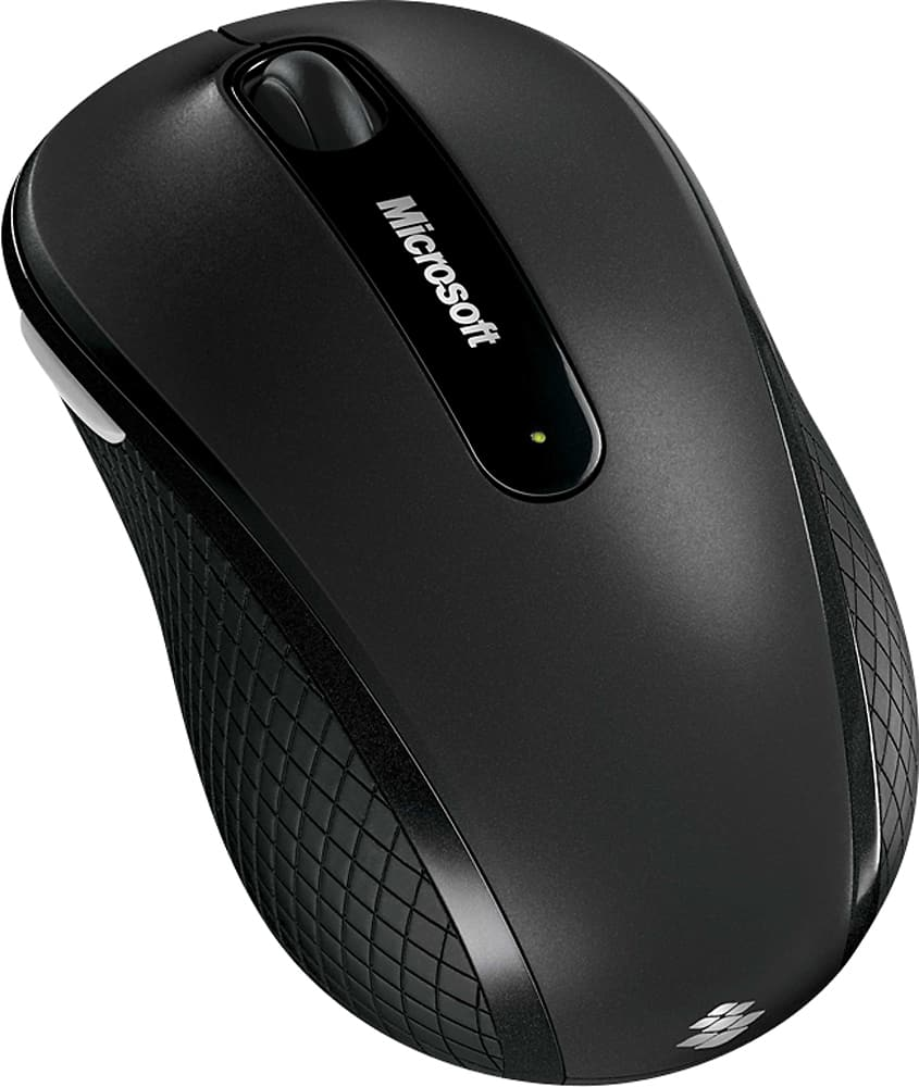 Microsoft Wireless Mobile Mouse 4000 (Graphite) $10 + Free Shipping