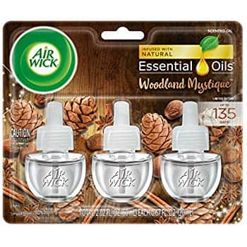 3-Pack Air Wick Plug-In Scented Oil Refills (Pumpkin Spice) $2.85 w/ S&S + Free S&H