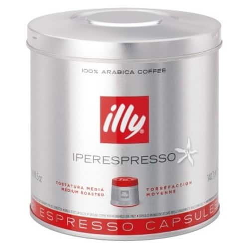 21-Count illy Coffee iperEspresso Capsule Classico (Medium Roast) $11.02 w/ S&S & More + Free S&H