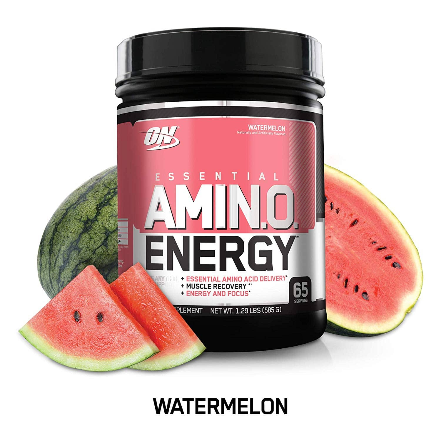 65-Servings Optimum Nutrition Amino Energy (Watermelon) $19.90 w/ S&S & More + Free S&H