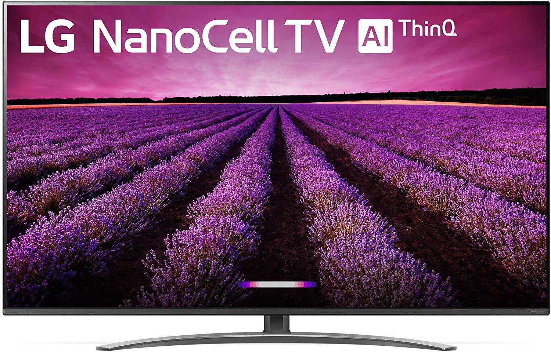 "65"" LG 65SM8100AUA 4K UHD HDR Nanocell LED Smart TV w/ AI ThinQ + $50 Dell eGC  $700 + Free Shipping"