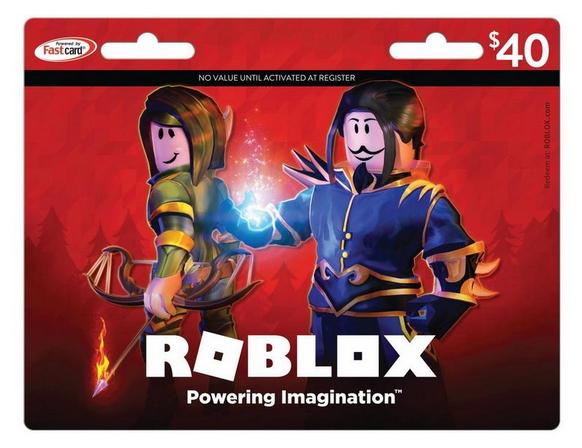 40 Roblox Digital Gift Card Slickdeals Net