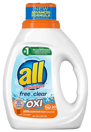 36-Oz All Mighty Liquid Detergent or 80-Ct  Snuggle Fabric Softener Sheets $2 + Free Store Pickup at Walgreens