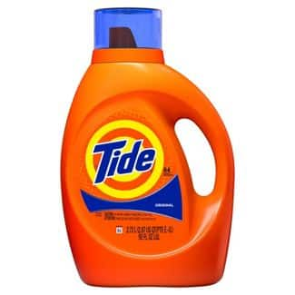 3-Ct 92-Oz Tide Liquid Laundry Detergent (various) + $10 Target eGC $34.17 + Free Store Pickup