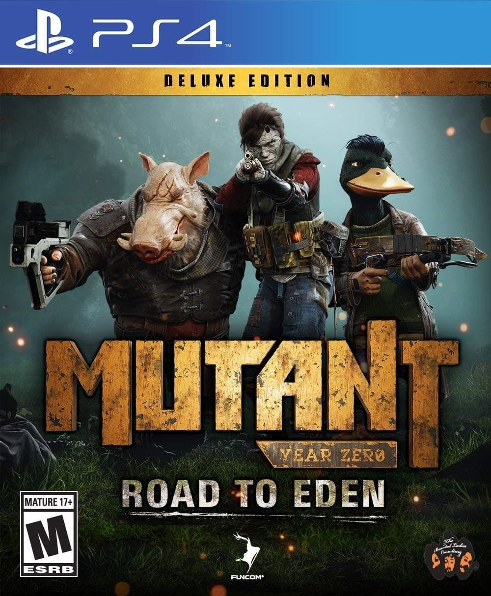 Pre-Owned Mutant Year Zero: Road to Eden Deluxe Edition (PS4) $4 + Free Store Pickup at GameStop