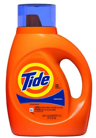 37-Oz Tide Liquid Laundry Detergent (Various) $3 + Free Store Pickup at Walgreens