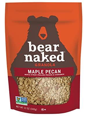 12-Oz Bear Naked Granola (Maple Pecan) $2.85 + Free Shipping w/ Prime or on $25+