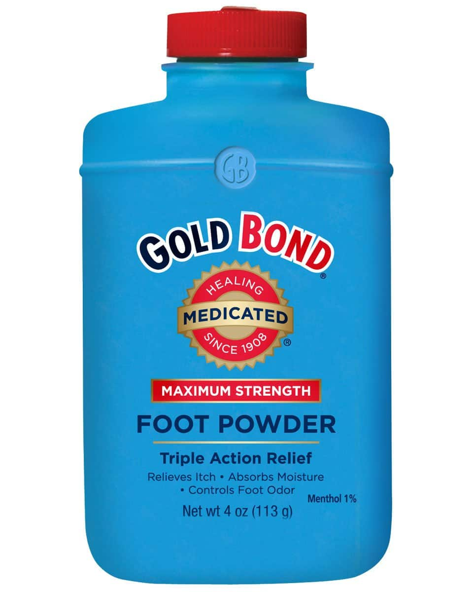 4-Oz Gold Bond Maximum Strength Foot Powder $1.65 w/ S&S + Free Shipping w/ Prime or on $25+