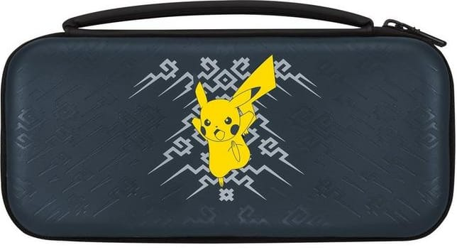 Pokemon Pikachu Deluxe Travel Case for Nintendo Switch $7.80 & More + Free Store Pickup at GameStop