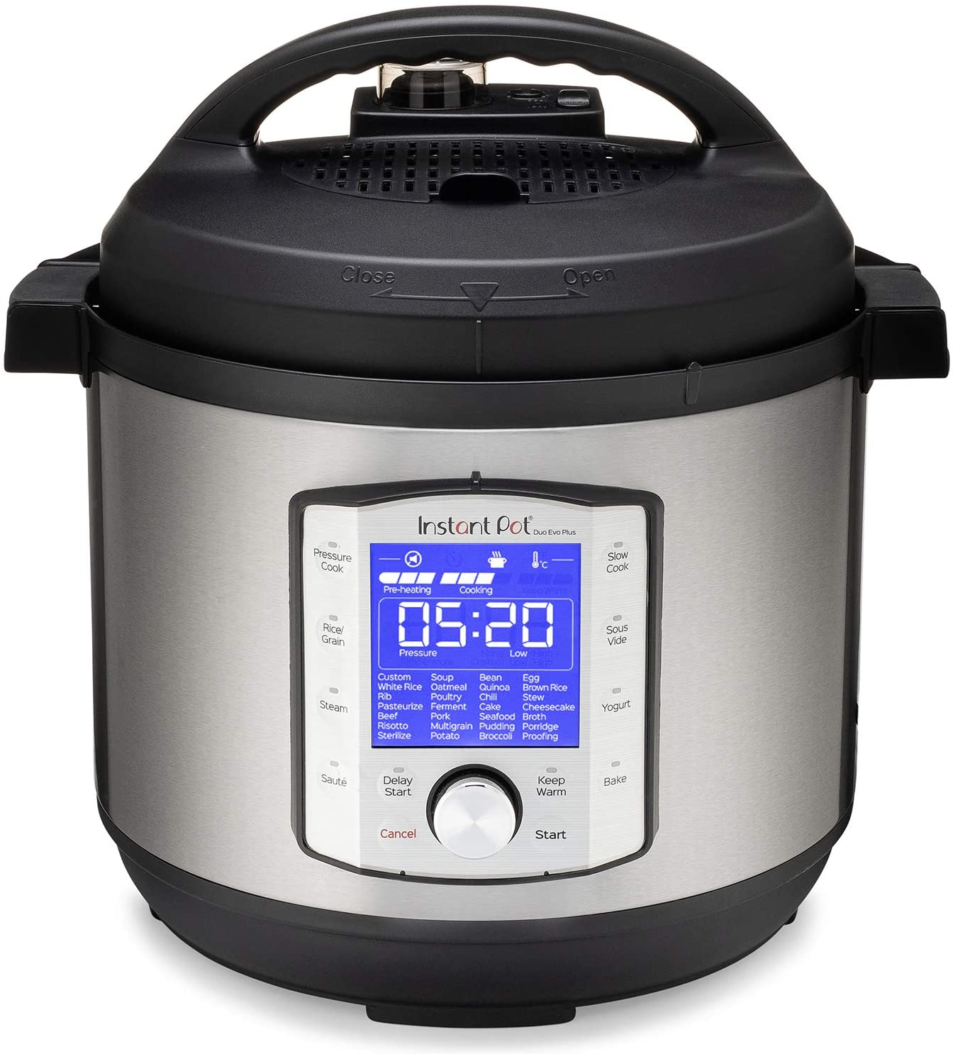 8-Qt Instant Pot Duo Evo Plus 9 in 1 Pressure Cooker $90 & More + Free Shipping
