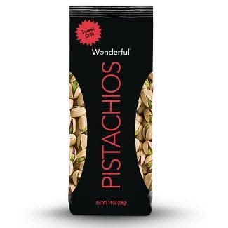 14-Oz Wonderful Pistachios (Sweet Chili) $5.69 w/ S&S + Free Shipping w/ Prime or on $25+