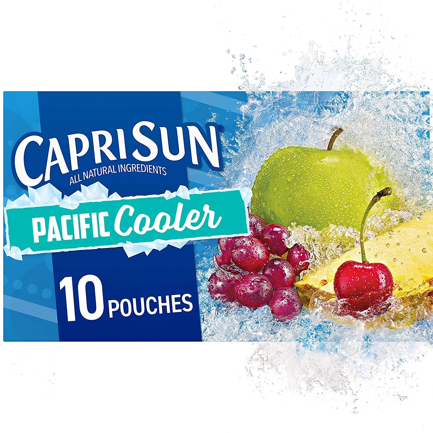 10-Pack 6-Oz Capri Sun Ready-to-Drink Juice (Pacific Cooler) $1.58 w/ S&S + Free Shipping w/ Prime or $25+