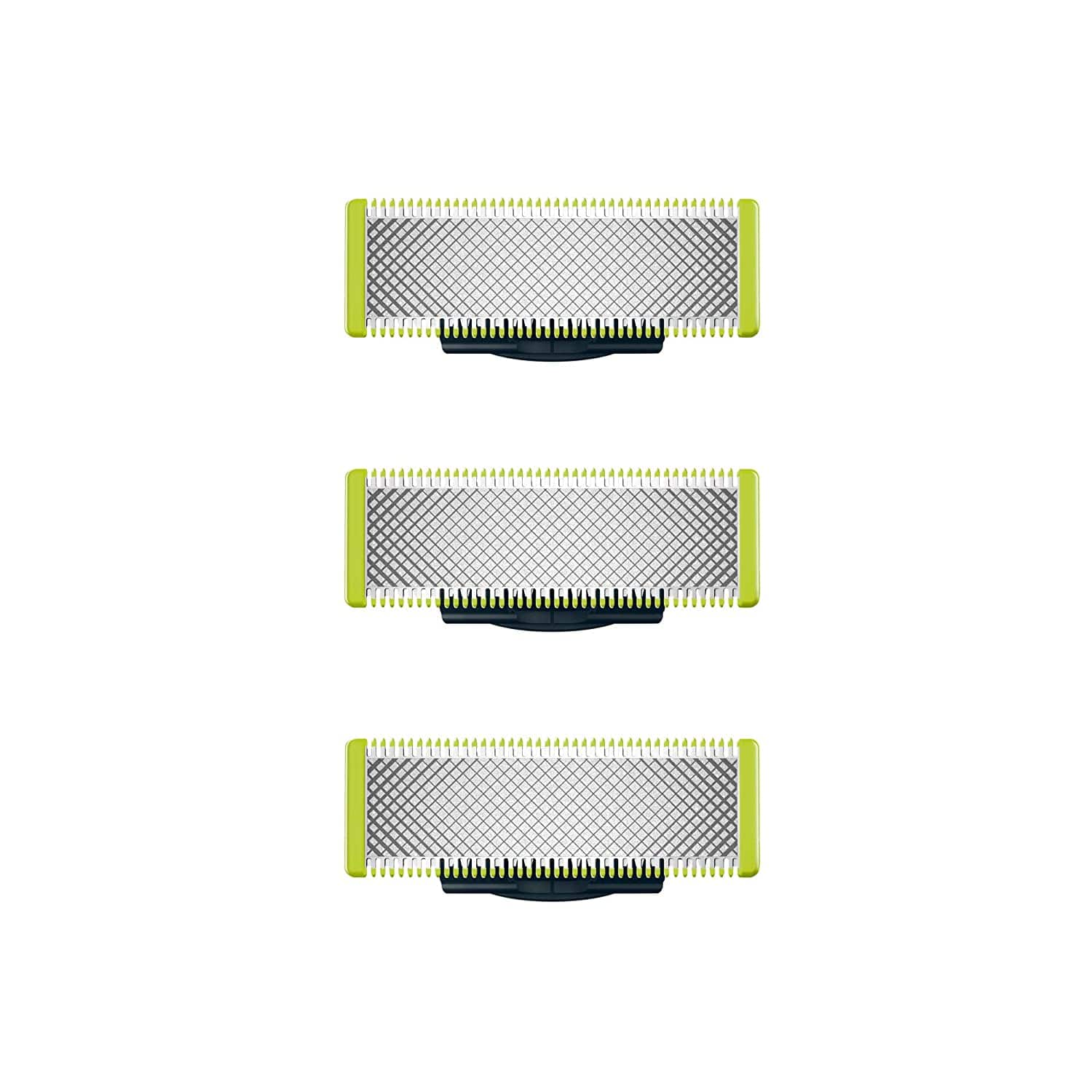 3-Count Philips Norelco QP220/80 OneBlade Replacement Blades $17.51 w/ S&S + Free Shipping