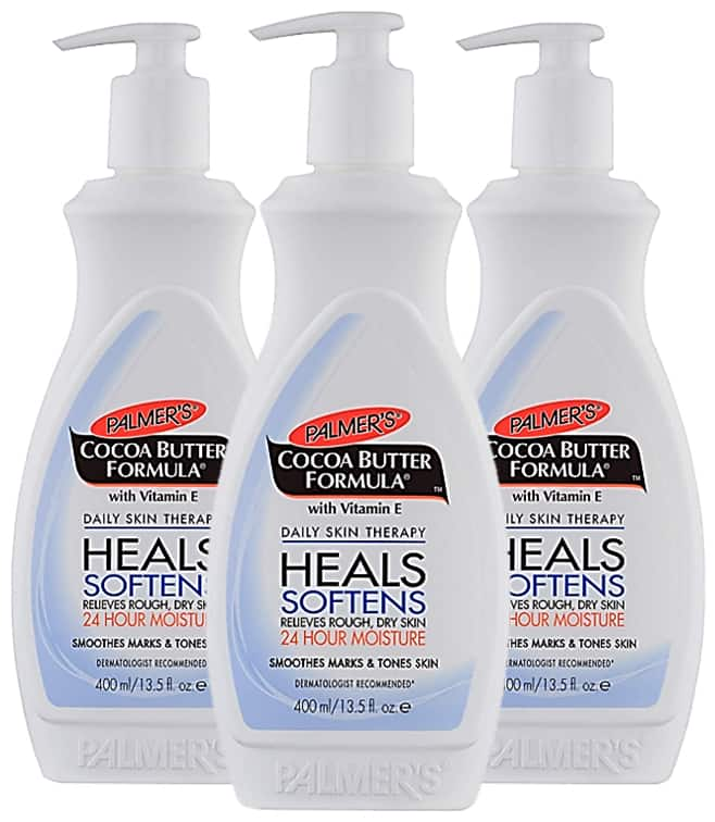 13.5-Oz Palmer's Cocoa Butter Body Lotion w/ Vitamin E 3 for $8.65 ($2.89 each) & More w/ S&S + Free Shipping w/ Prime or on $25+