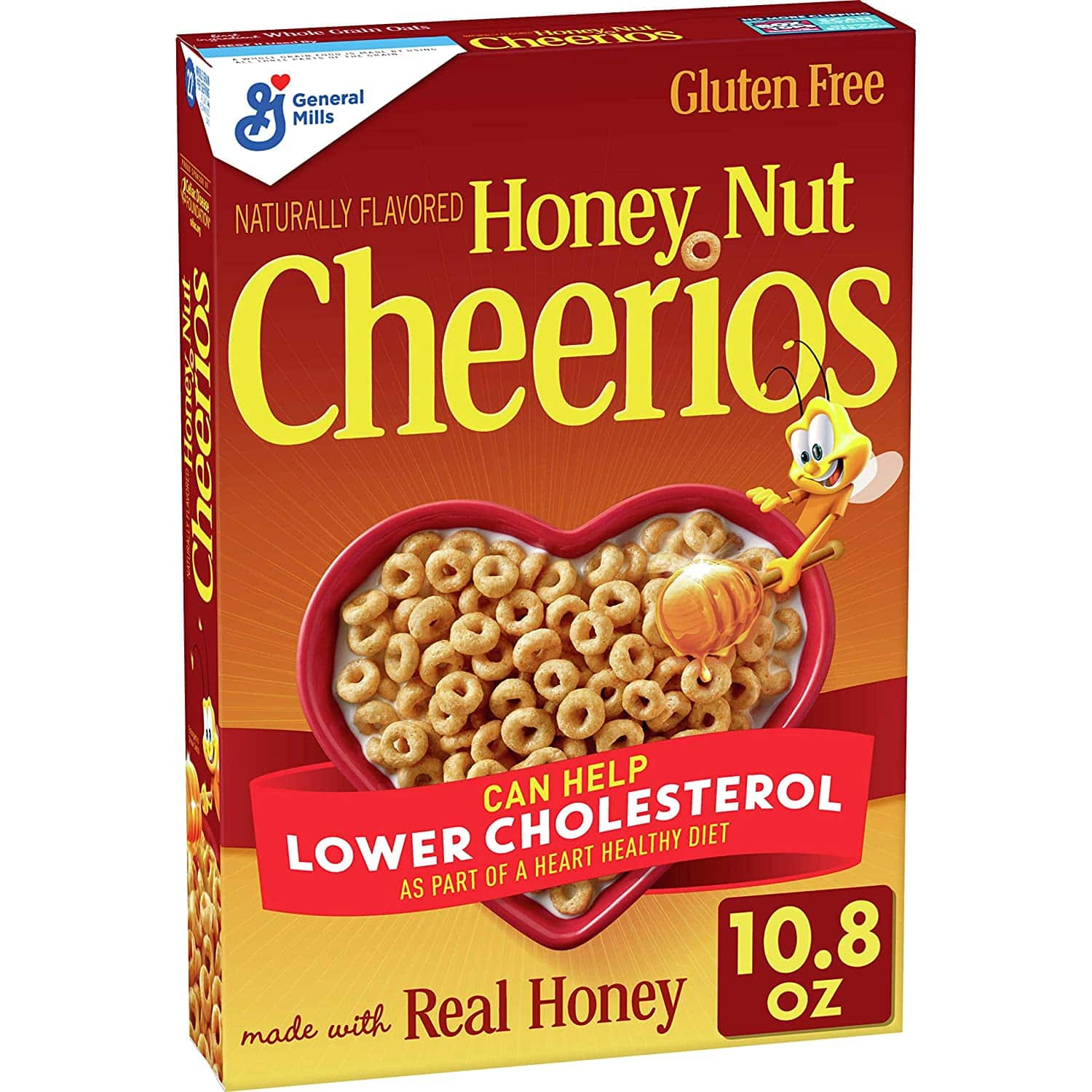 10.5-Oz Cheerios Honey Nut Cereal $1.41, 19.5-Oz Frosted Cheerios Cereal $2.73 & More w/ S&S + Free Shipping w/ Prime or on $25+