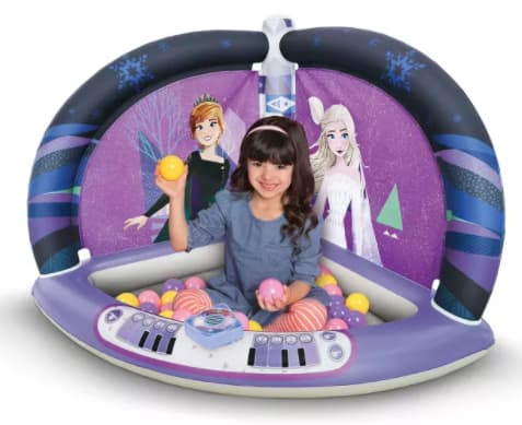 Disney Frozen 2 Musical Rescue Ball Pit Playlands w/ Electronic Music Mat & 20 Play Balls $20 & More + 2.5% in Slickdeals Cashback (PC Req'd) + FS on $35+