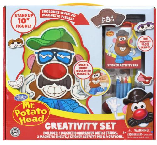 Mr. Potato Head Tara Toys Kids' Creativity Set $8.40 Each + FS w/ Amazon Prime or FS on $25+