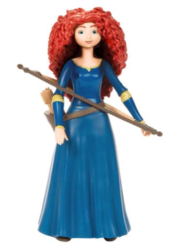 "Disney Pixar Brave Merida 6.6"" Action Figure Toy w/ Bow & Arrow $5.53 + FS w/ Amazon Prime or FS on $25+"