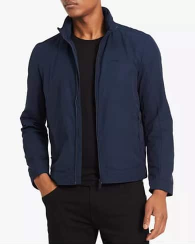Calvin Klein Men's Lightweight Jacket $34.99 + Free Store Pickup at Macy's