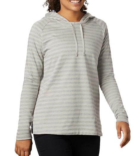 Columbia Sportswear: Women's Wild Rouge Hoodie $20, Men's Western Ridge Half Zip $20 & More + free shipping