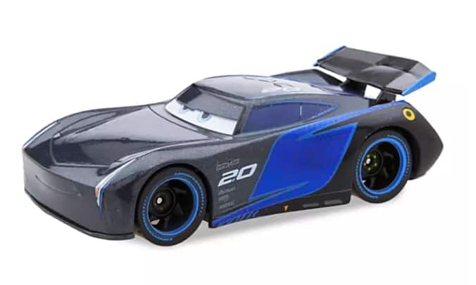 shopDisney has Up to 40% Off Select Items: Jackson Storm Pull 'N' Race Die Cast Car-Cars $4 & More + free shipping on 75+