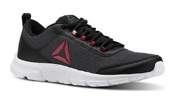 Reebok Women's Speedlux 3.0 Running Shoes (black/gray/white) $15 + free shipping $35+