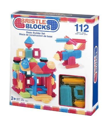 112-Piece Battat Bristle Blocks $13 + free shipping on $25+