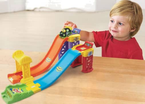 VTech Go! Go! Smart Wheels 3-in-1 Launch and Play Raceway $6 & More + free shipping at Target