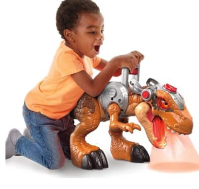 Imaginext Jurassic World Jurassic Rex Escape $35 + free store pickup at Walmart
