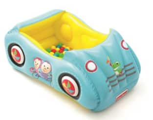 Fisher Price Race Car Ball Pit $13 & More + free store pickup at Walmart