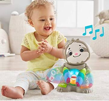 Fisher-Price Linkimals Smooth Moves Sloth $19.50 + free shipping