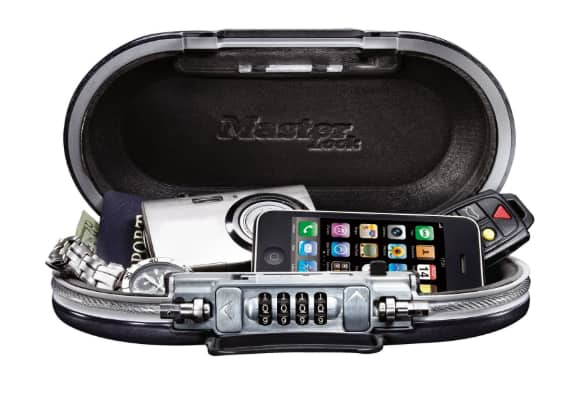 Master Lock 5900D Set Your Own Combination Portable Safe $11.70 + Free Shipping w/ Prime