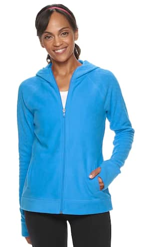 Tek Gear Women's Micro Fleece Jacket (various) $8.50, Tek Gear Women's Micro Fleece Pants (black) $6.80 & More + Free Store Pickup at Kohl's