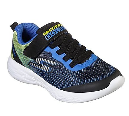 Skechers Boys' & Girls' Shoes: Kids' GOrun 600 Farrox Running Shoes $20, Girls' Lil Bobs Solestice 2.0 Mermaid Cat Casual Flats $18  + Free S/H on $25+