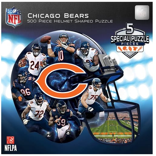 Kohl's Cardholders: 500-Piece NFL Puzzles & NFL Games (various teams) $10 Each + Free Shipping