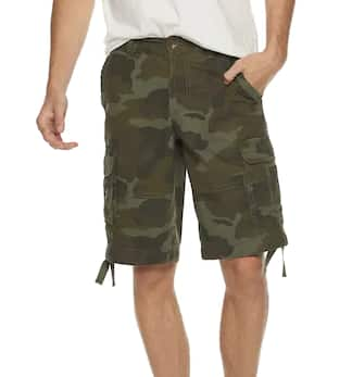 Kohl's Cardholders: Men's Urban Pipeline: Canvas Cargo Shorts (various) $5.60, UltraFlex Flat Front Shorts (various) $6.16 & More + Free Shipping
