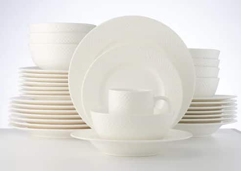 Kohl's Cardholders: 40-Piece Food Network Dinnerware Set - Service For 8 (4 Styles) $41.64 + Free Shipping