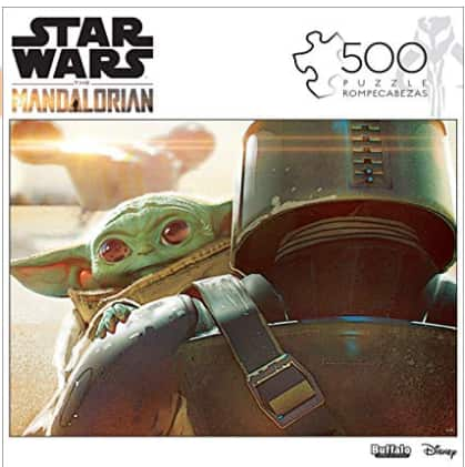 500-Piece Disney Star Wars The Mandalorian The Child Jigsaw Puzzle $7 & More