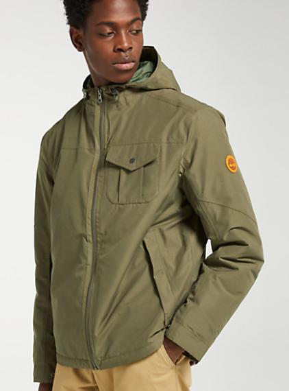 Timberland: Men's Mt. Davis Waterproof Jacket (various) $44.10, Women's Piper Mountain Quilted Jacket (Various) $44.10 & More + Free S&H