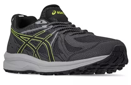 Asics Men's Frequent Trail Running Sneakers $25, Nike Men's Manoa Leather Boots $57 & More + Free Store Pickup at Macy's