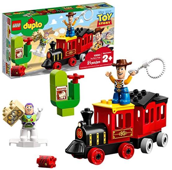 21-Piece Lego Duplo Disney Pixar Toy Story Train Set (10894) $16 + Free S/H w/ Prime, or Free S/H on $25+