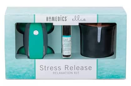 Homedics Wellness Kits (Stress Release, Relax & Unwind or On The Go) $20 Each & More + Free Shipping on $25+