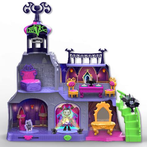Disney's Vampirina Spookelton Castle Playset $10 + Free Ship on $35+