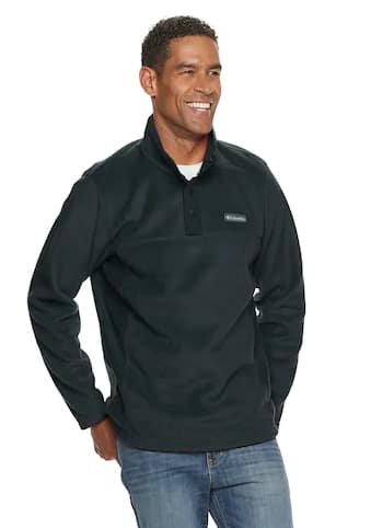 Kohl's Cardholders: Columbia Men's Steens Mountain Half-Snap Fleece Pullover (various) $18 & More + Free Shipping