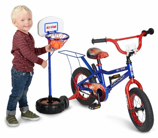 Kids' Toddler Hyper Basketball Bike $59.88 + Free Shipping