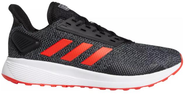 Men's Footwear: adidas Men's Duramo 9 Running Shoes (black/red) $25 adidas Men's Terrex Two Parley Trail Running Shoes (blue/grey/black) $40 & More + Free S/H on $49+